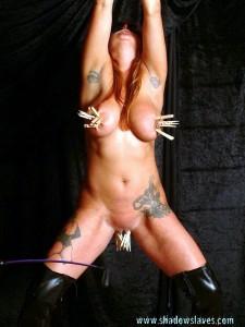 Mature Tit Torture