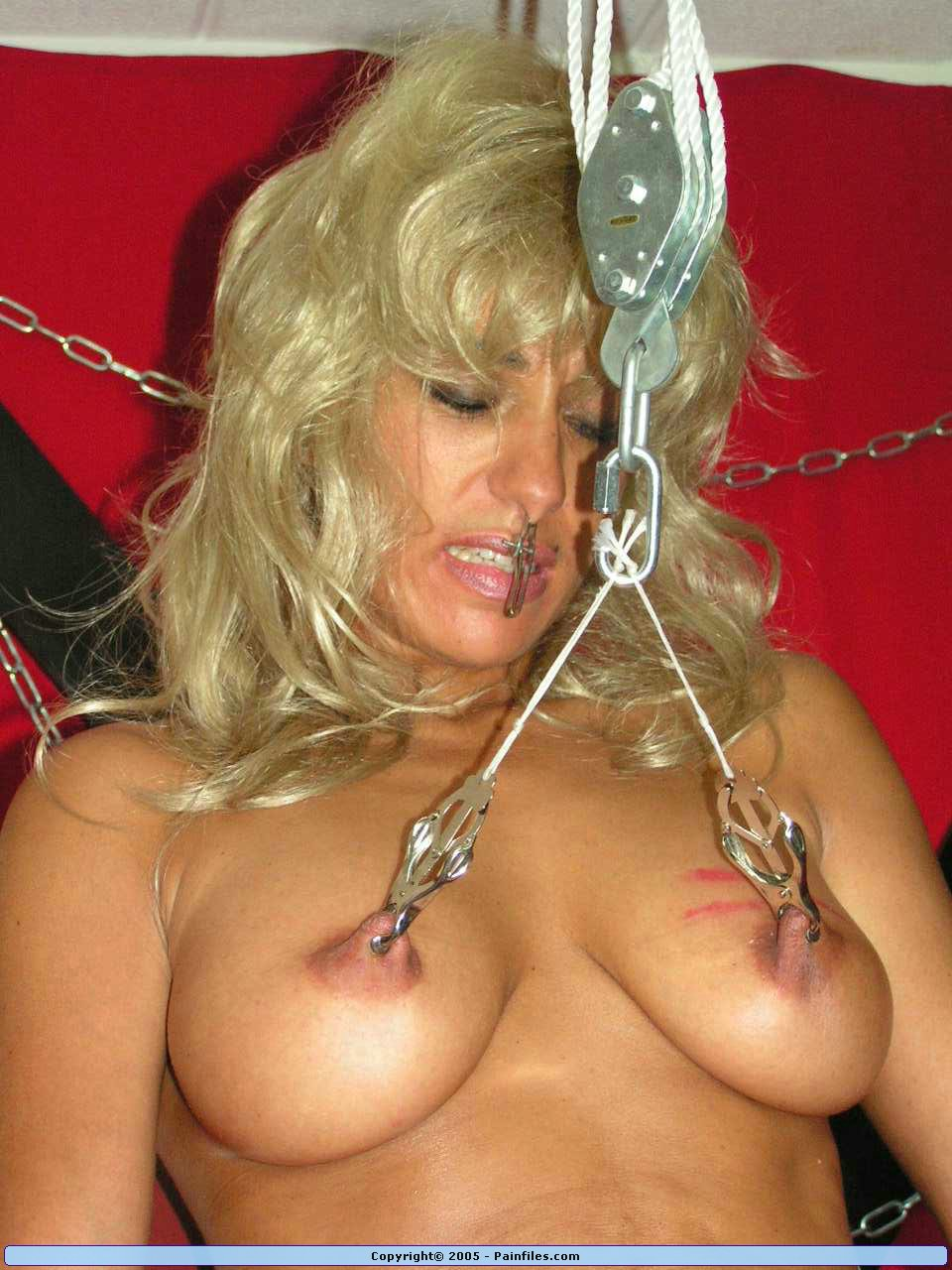 Exotic Amateur Slave in BDSM
